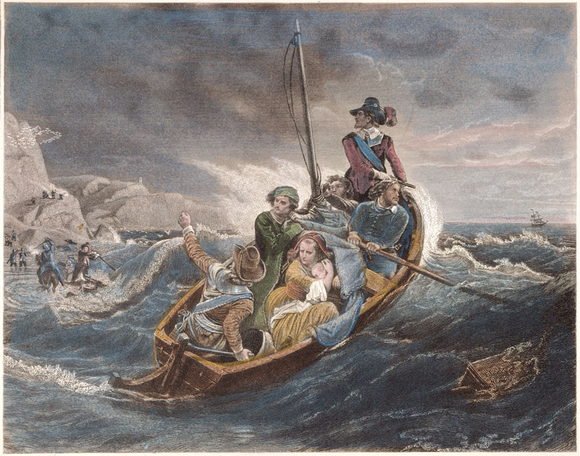 the emigration from england to america in the 17th century Even though migration from wales to america during the 17th to the 19th century sometimes involved the movement of whole communities, when compared to migration from other countries the numbers do.