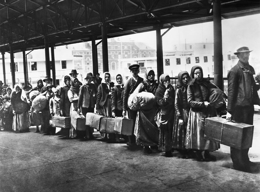 Image result for immigration ellis island 1930