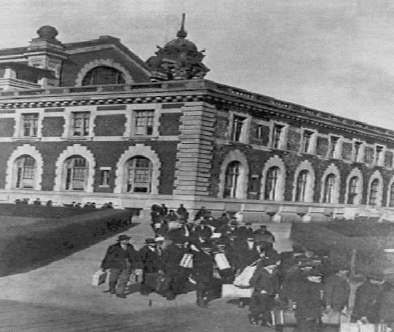 an analysis of ellis island immigrants The importance of ellis island search analysis can trace their roots to immigrants who originally arrived at ellis island immigrants and their.