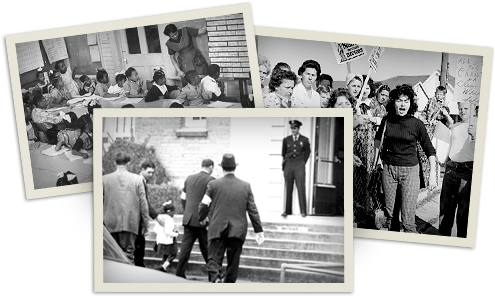 Ruby Bridges And The Civil Rights Movement