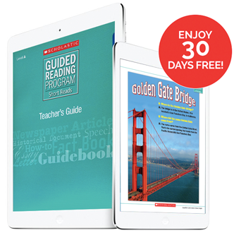 Guided Reading Short Reads Digital