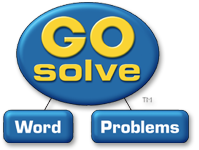 GO Solve Word Problems logo