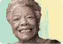Maya Angelou Shares Her Inspirations