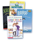Scholastic Summer School Reading Program Books