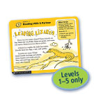 Scholastic Summer School Reading Program Fluency Cards