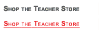 Shop the Teacher Store