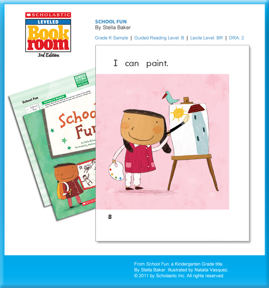 Scholastic leveled bookroom view by package books nvjuhfo Gallery