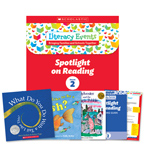 Scholastic Literacy Events Spotlight on Reading