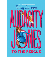 <i>Audacity Jones to the Rescue</i>