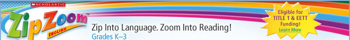 Zip Zoom� for Teaching English as a Second Language