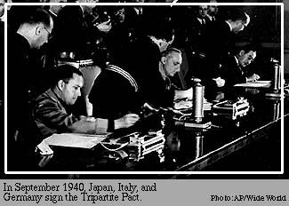 Resultado de imagem para O Pacto Tripartite em 1940